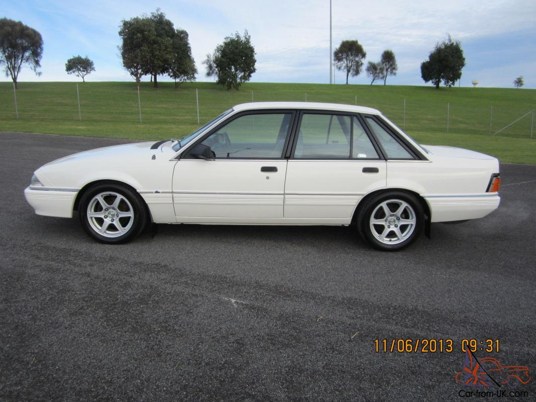 Holden Commodore 1987 Vl Limited Edition V8 Build No 70 In