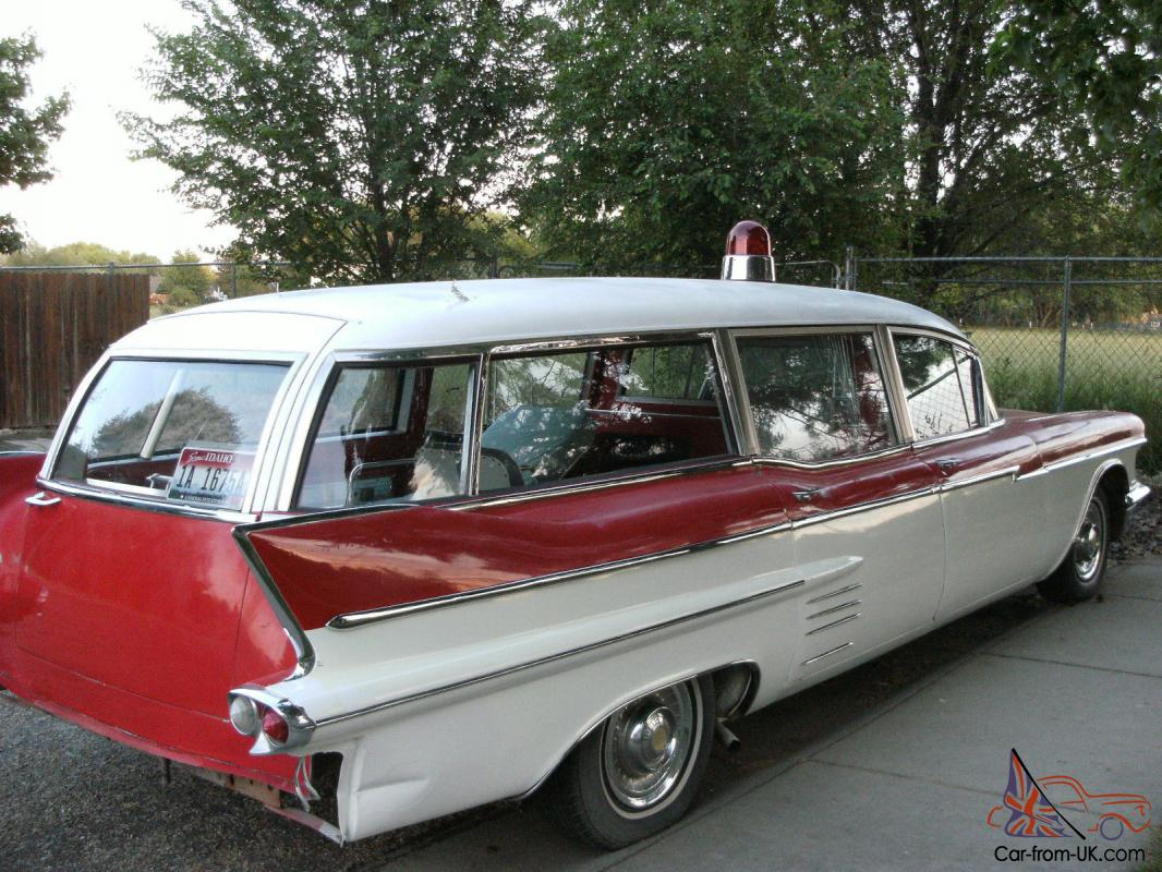 1959 Cadillac Miller Meteor Futura For Sale Wiring Diagrams on ambulance wiring diagram