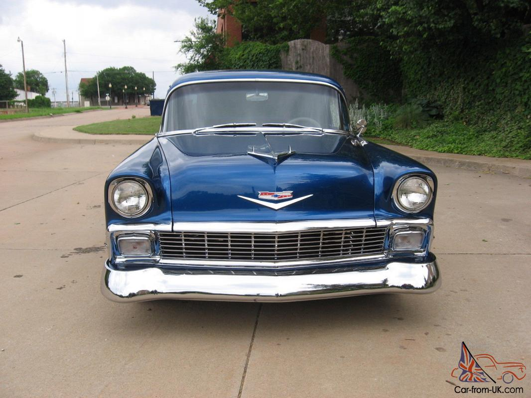 All Chevy » 56 Chevys For Sale - Old Chevy Photos Collection, All ...