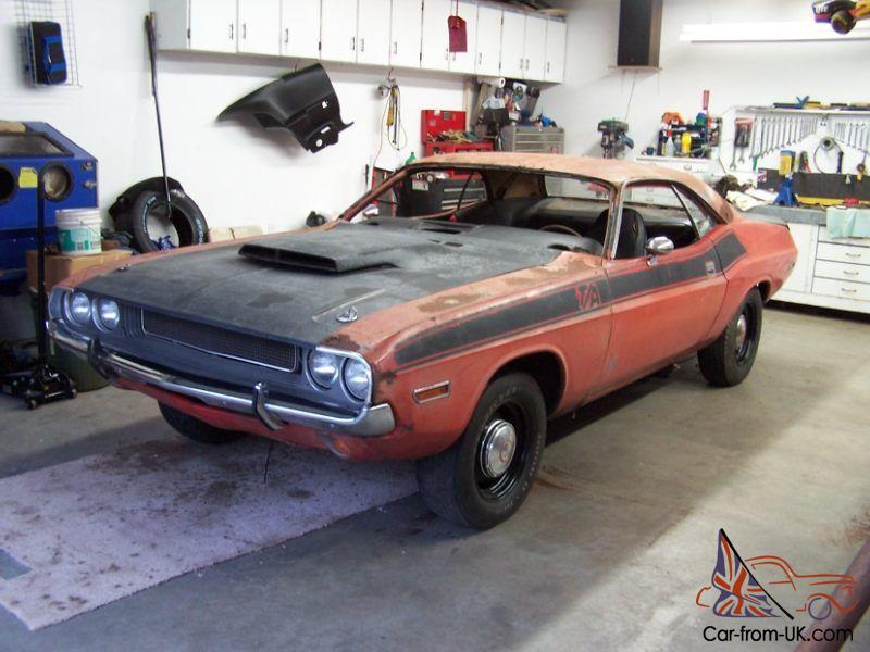 DODGE CHALLENGER T/A PROJECT #S MATCH BUILD SHEET LOUVERS MOPAR AAR