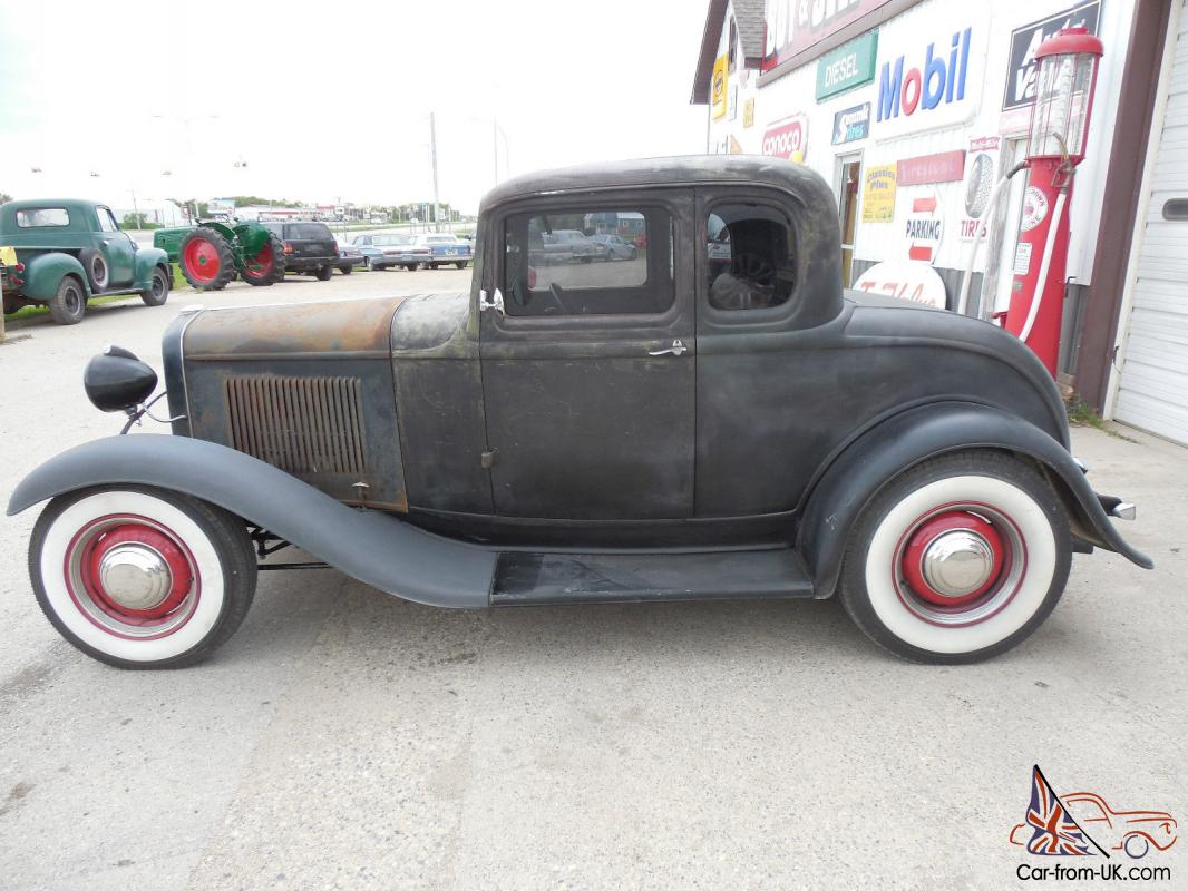 1932 ford 5 window coupe all steel for 1932 5 window ford coupe