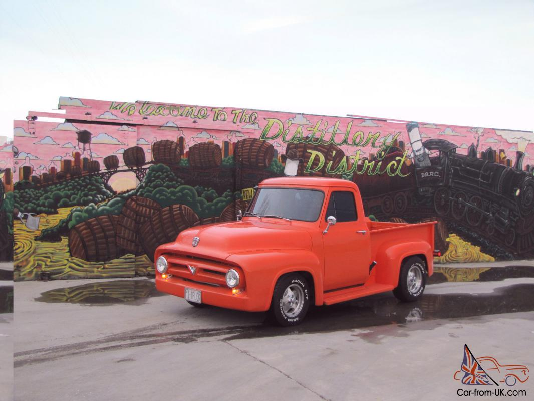 1953 ford f100 50th anniversary lowered reserved1953 ford f100 50th anniversary lowered reserved photo