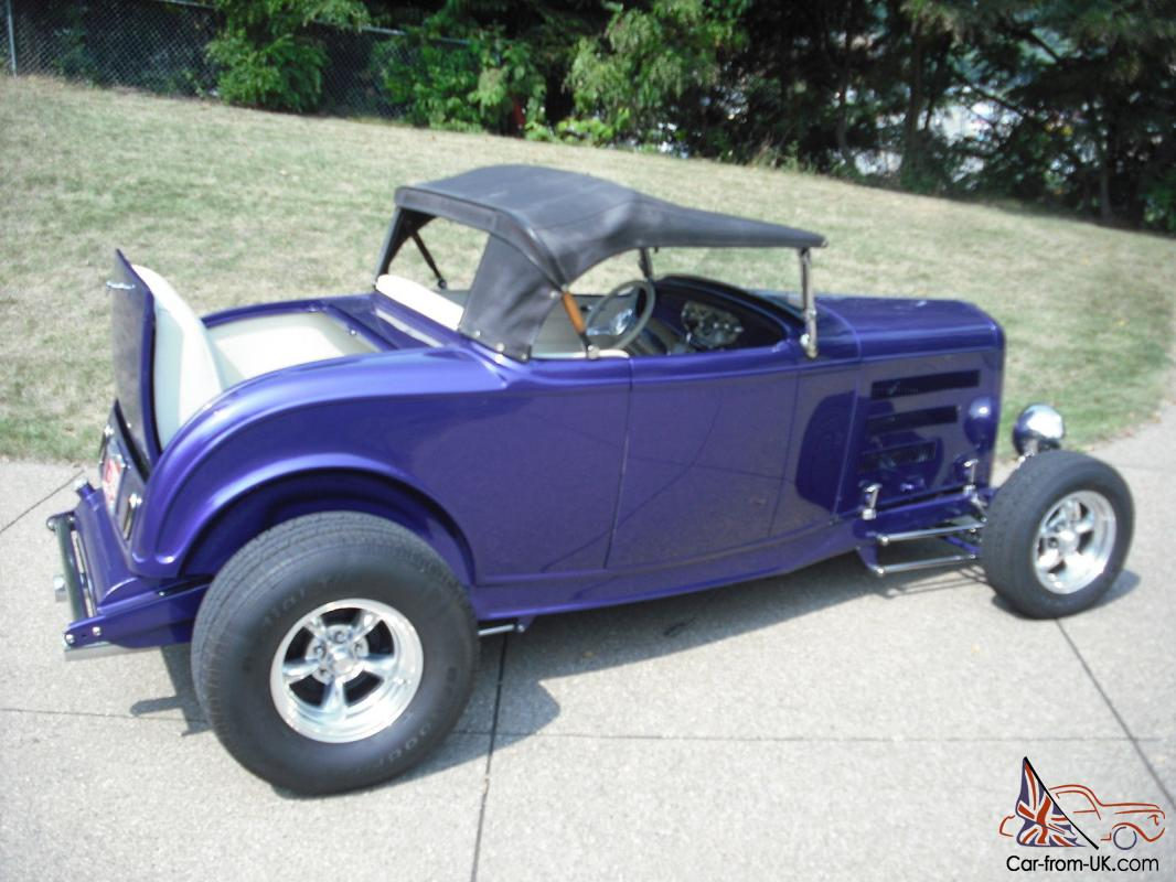 Ford Roadster Street Rod - Rumble Seat