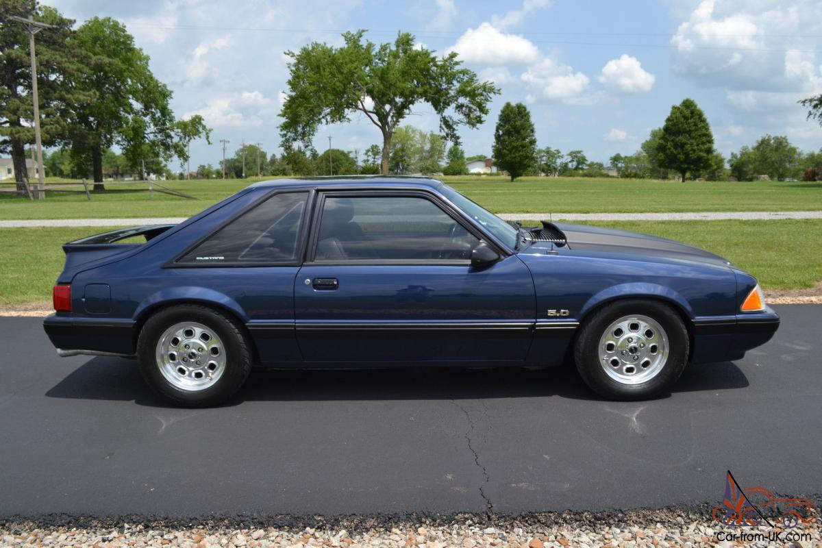 Custom Fox Body Mustangs >> 347 Stroker Mustang For Sale | Autos Post
