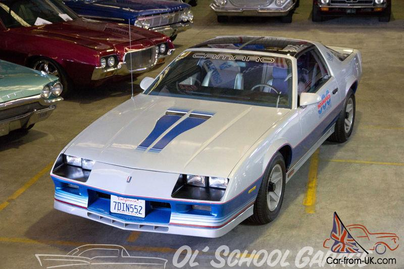 1982 Chevrolet Camaro Coupe Z28 Indianapolis 500 Pace Car