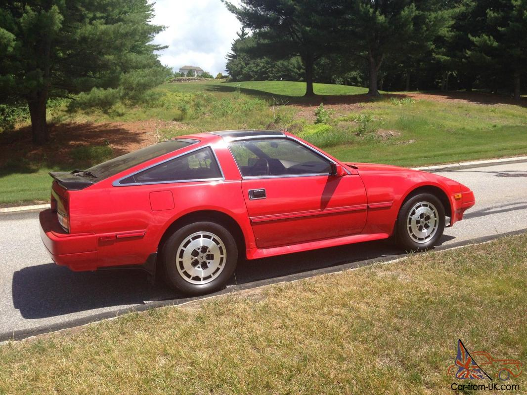 1986 nissan 300zx great condition low miles. Black Bedroom Furniture Sets. Home Design Ideas
