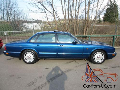 1997 jaguar xj6 x300 antigua blue immaculate throughout. Black Bedroom Furniture Sets. Home Design Ideas
