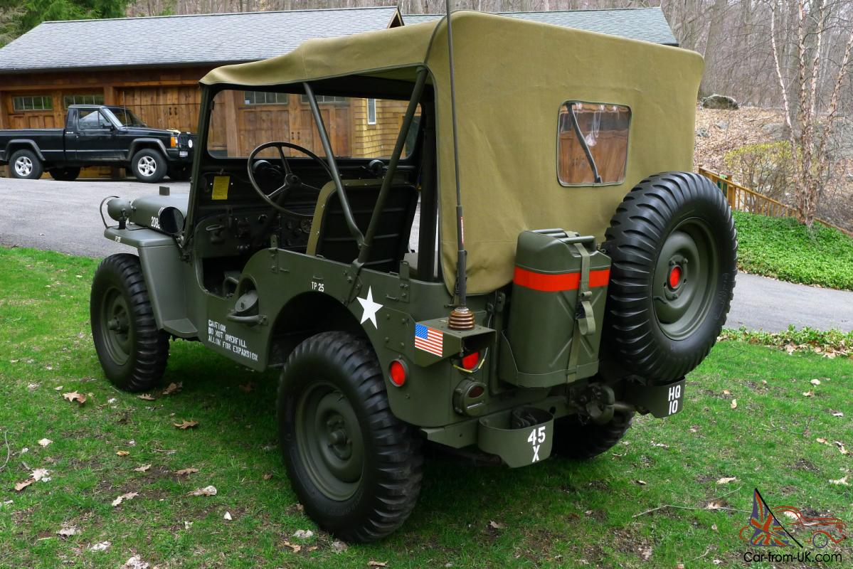 surplus used army jeeps autos post. Black Bedroom Furniture Sets. Home Design Ideas