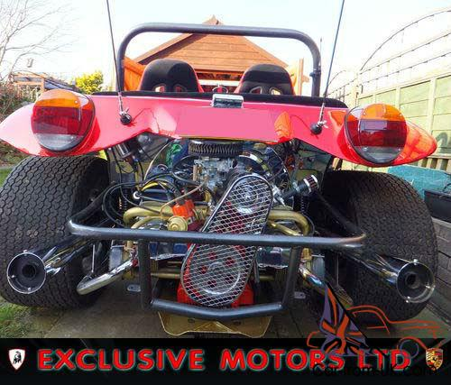 Volkswagen SWB Beach Buggy 1970 RHD Right Hand Drive