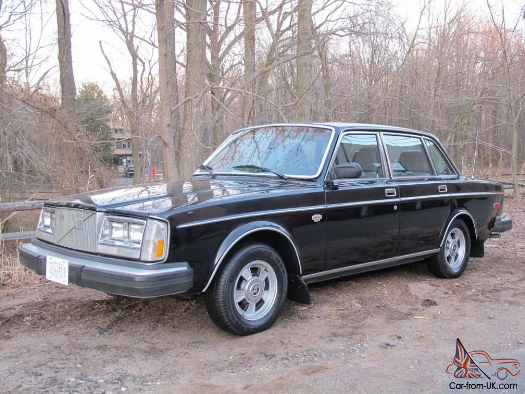 1978 volvo 264 gle 68 639 miles one owner california car. Black Bedroom Furniture Sets. Home Design Ideas