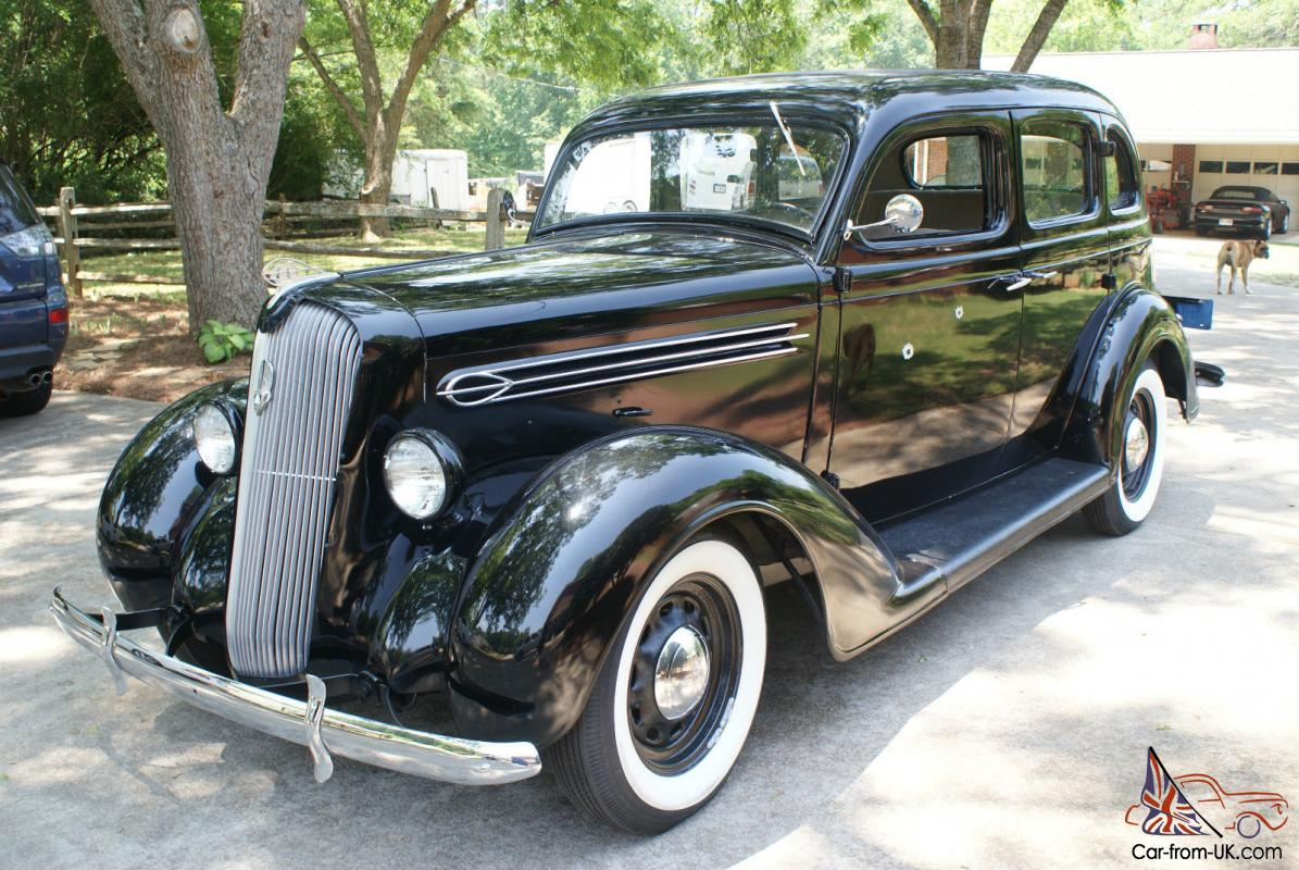 1936 plymouth sedan for 1936 plymouth 4 door