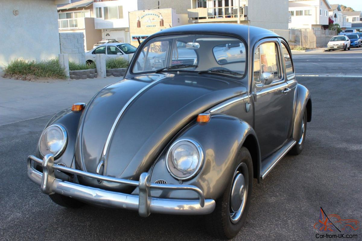 1966 Volkswagen Beetle- Restored for sale
