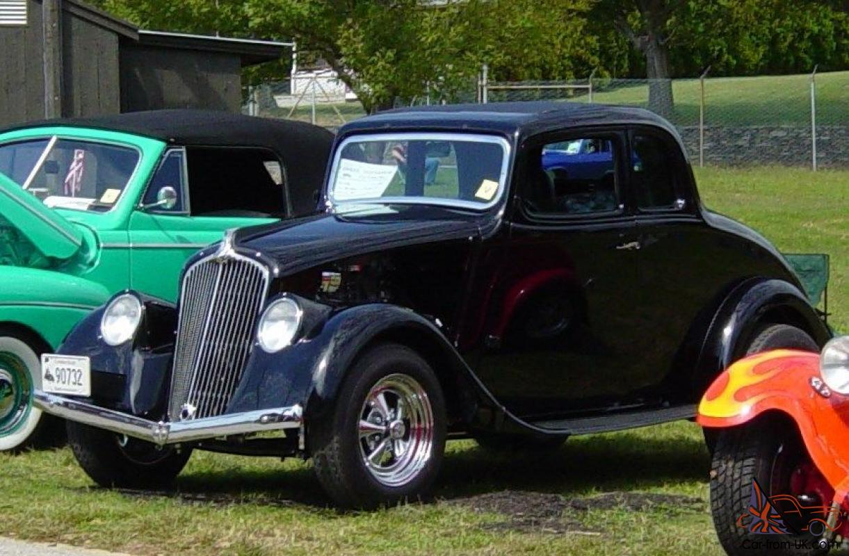 Willys 77 Original Steel Coupe With 392 Hemi Hot Rod And Street Rod