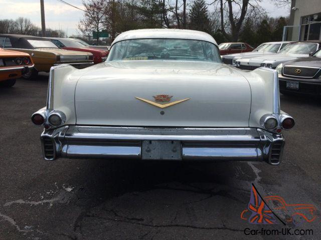1957 Cadillac Coupe Deville Gangster Style