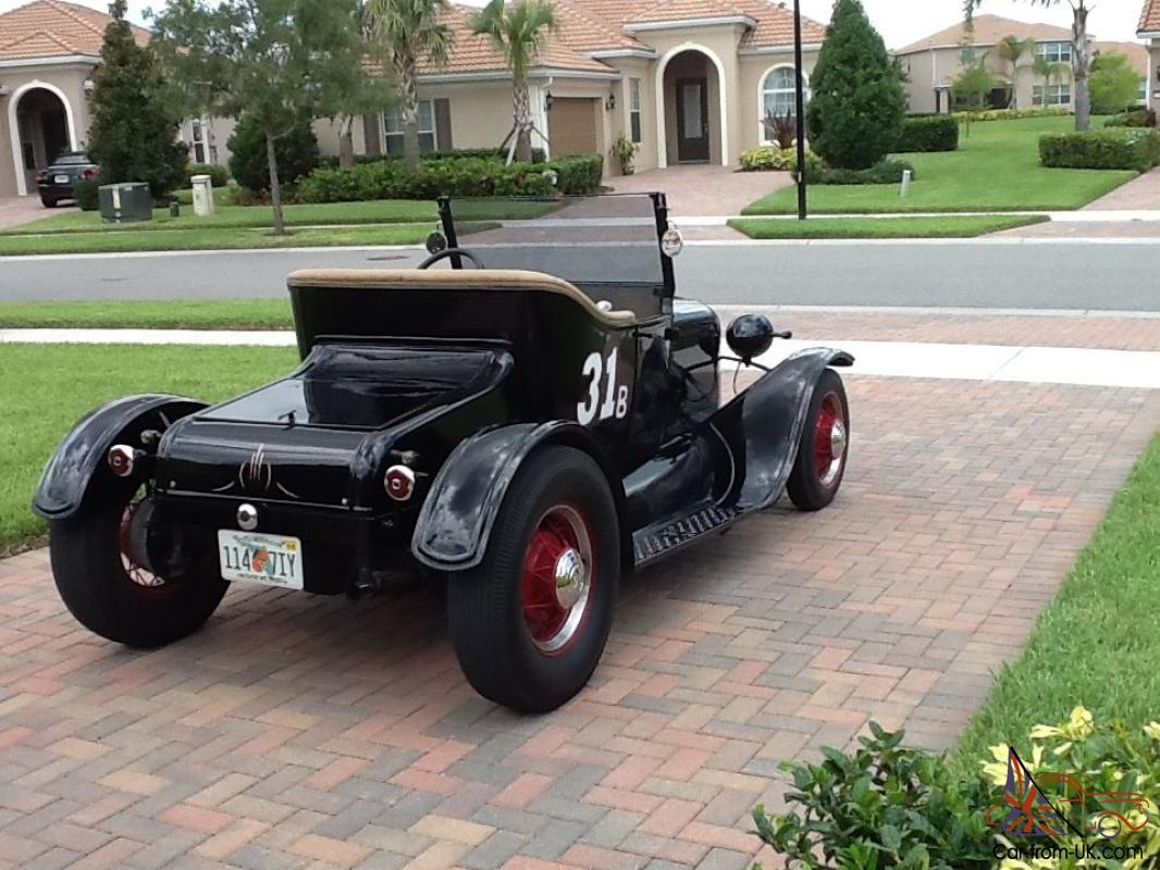 1925 Ford Model-T Triditional Hot Rod