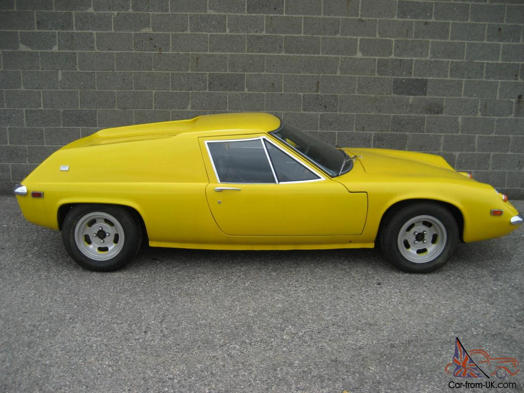 1969 lotus europa. Black Bedroom Furniture Sets. Home Design Ideas