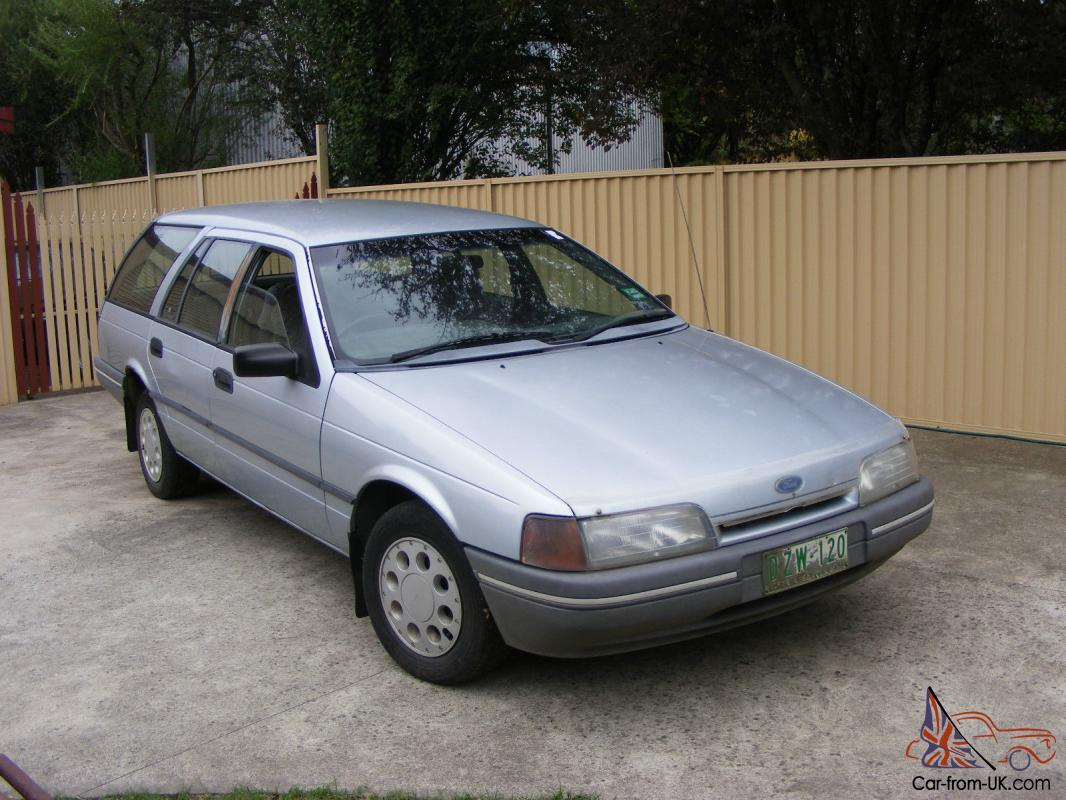 Ea ford station wagon in ballarat vic