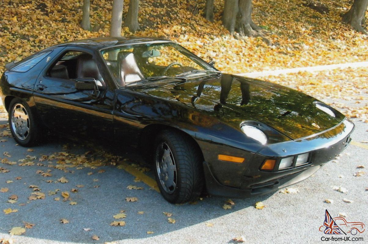 1986 Porsche 928 S Coupe 2-Door 5.0L 928S