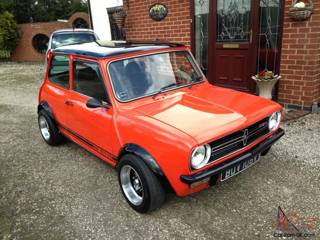 Mini 1275gt stunning little car restored 6 years ago long for Mini motor cars for sale