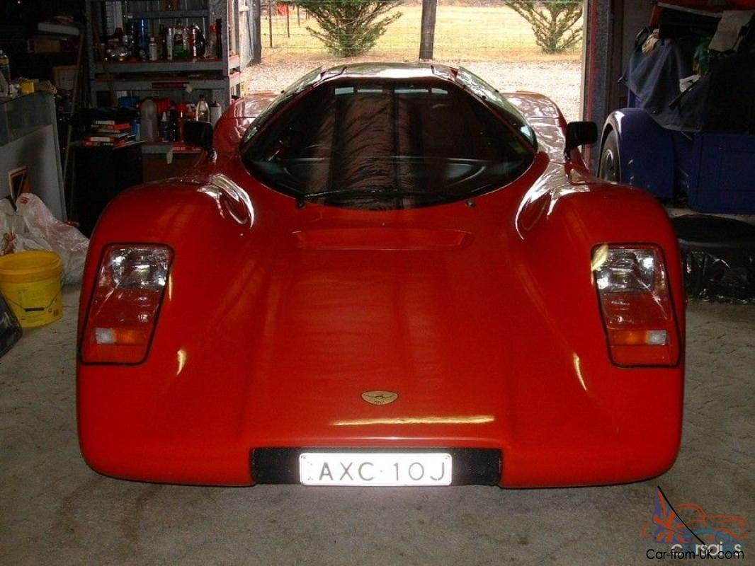 Factory Built Sterling Kit Car For Sale On Ebay: Manta Montage Factory Built USA R H D Suit Collector In