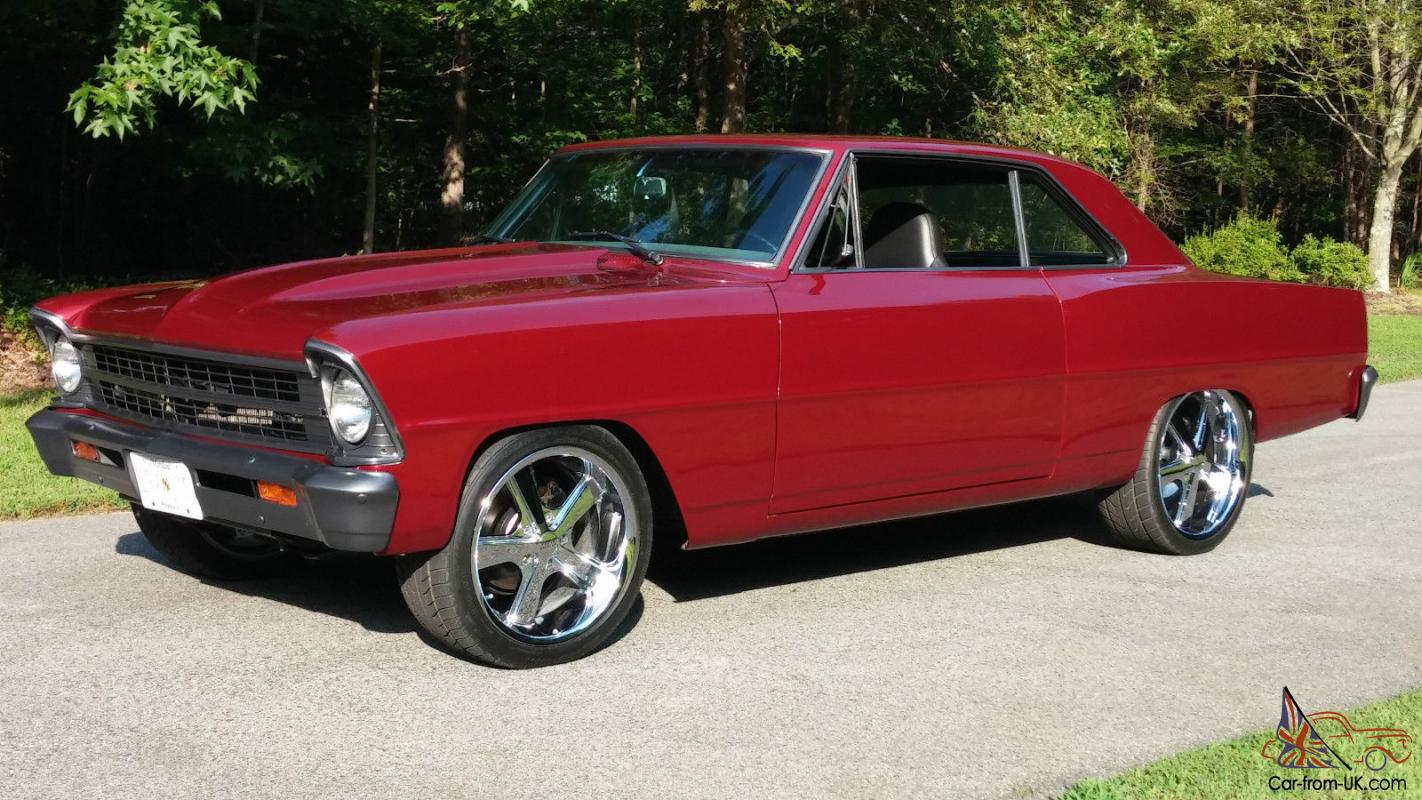 1967 chevy ii super clean. Black Bedroom Furniture Sets. Home Design Ideas