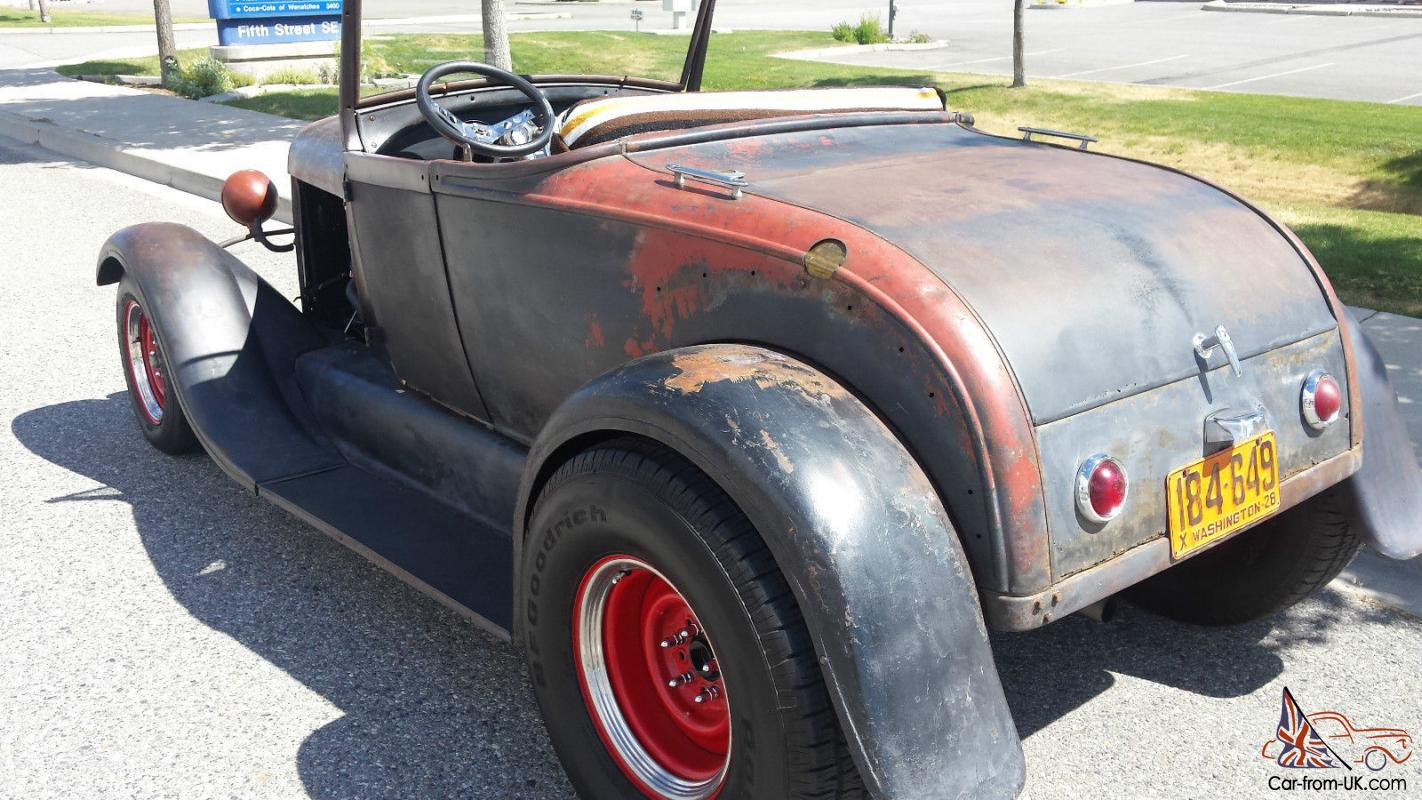 Really Cool Real Steel Roadster See Video