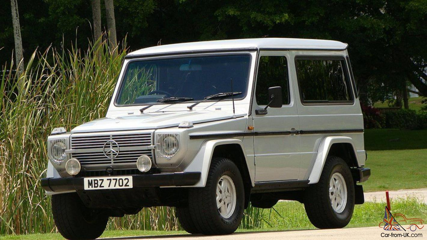 Hard to find very rare 3 door euro ge280 wagon for Buy mercedes benz g class