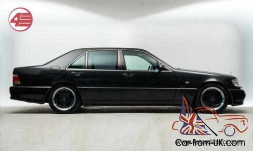 For sale mercedes benz s70 amg w140 s class for Mercedes benz special order