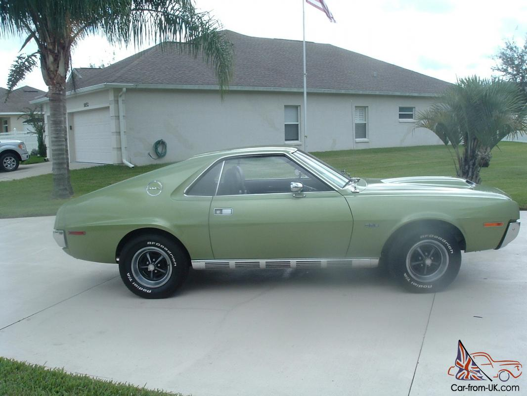 Amx Cars For Sale In Florida
