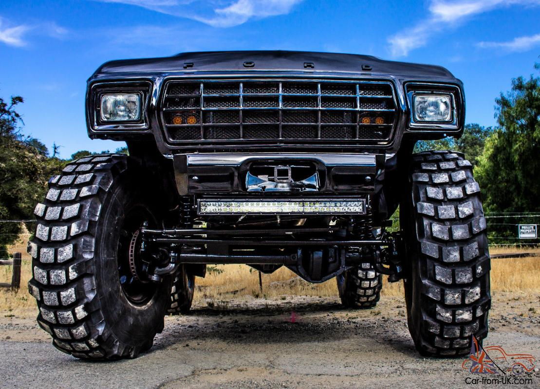 one more 4x4 Friday: 1978 Ford Bronco 980x800 | Rebrn.com