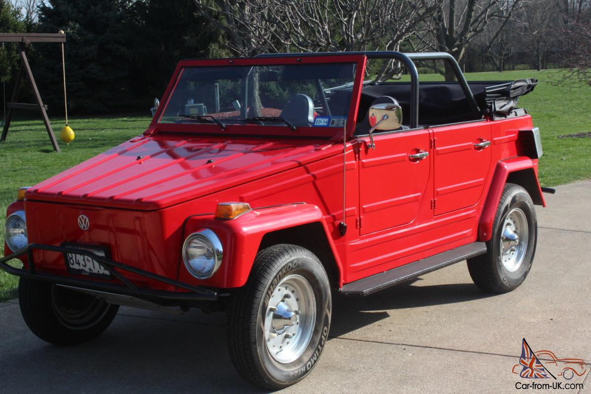 Awesome vw thing beach buggy type 181 altavistaventures Gallery