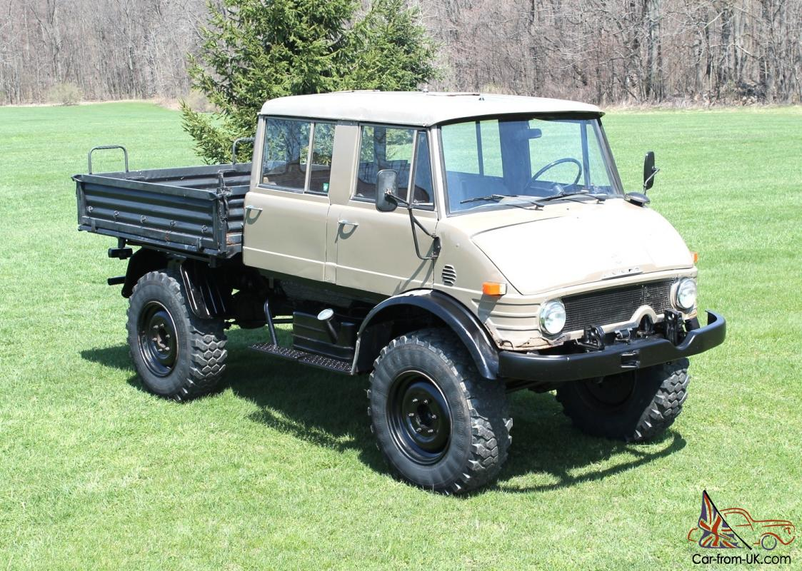 Unimog for sale 4x4 in united states autos post for Mercedes benz unimog for sale usa