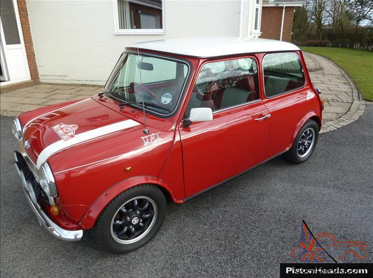 Cars For Sale St Helens >> Mini Cooper Monte Carlo - Classic Mini Rover Austin Morris