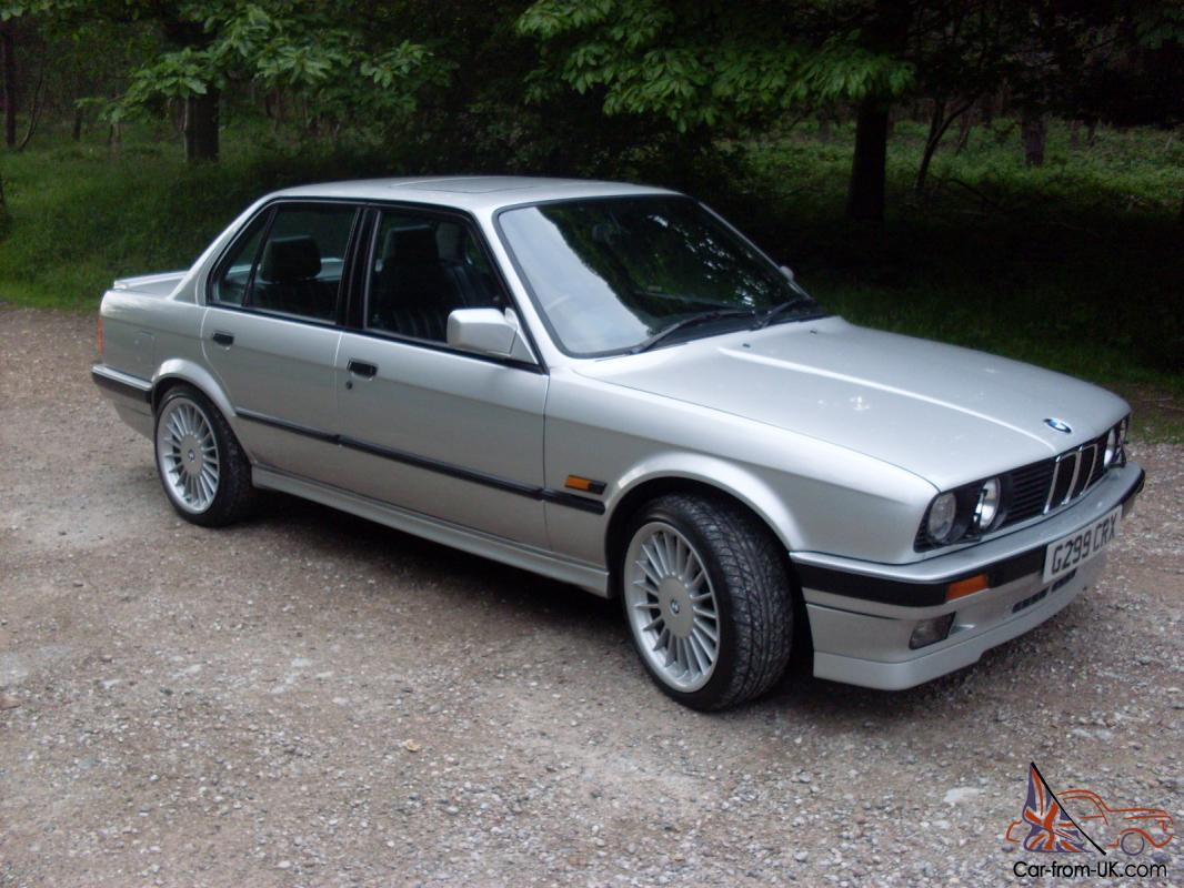 1990 bmw 325i se silver. Black Bedroom Furniture Sets. Home Design Ideas