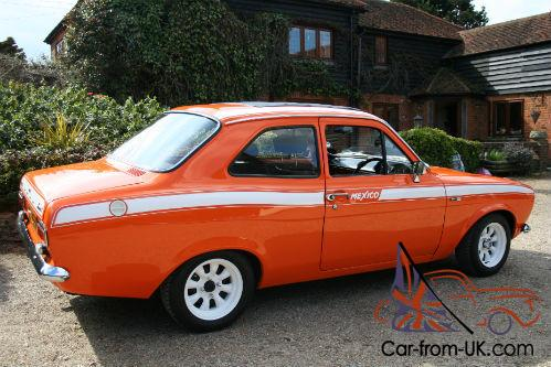 ford escort mk1 mexico well known genuine type 49 avo car fast. Black Bedroom Furniture Sets. Home Design Ideas