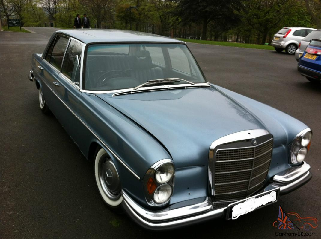 Mercedes benz 300 sel 6 3 v8 classic amg not 280 250 220 for Mercedes benz v8 amg