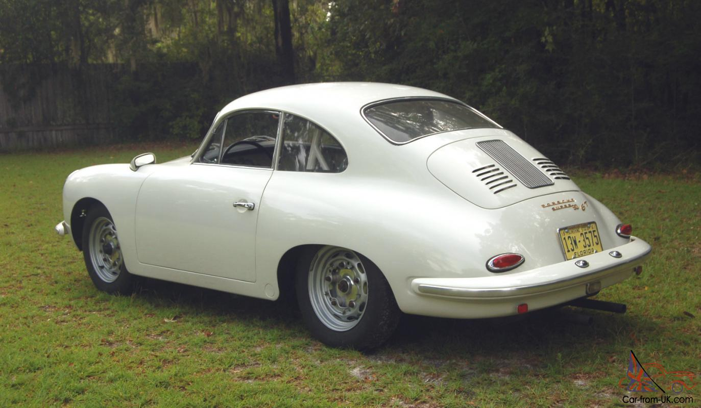 porsche 356 b t5 coupe super 90 factory gt optioned race car. Black Bedroom Furniture Sets. Home Design Ideas
