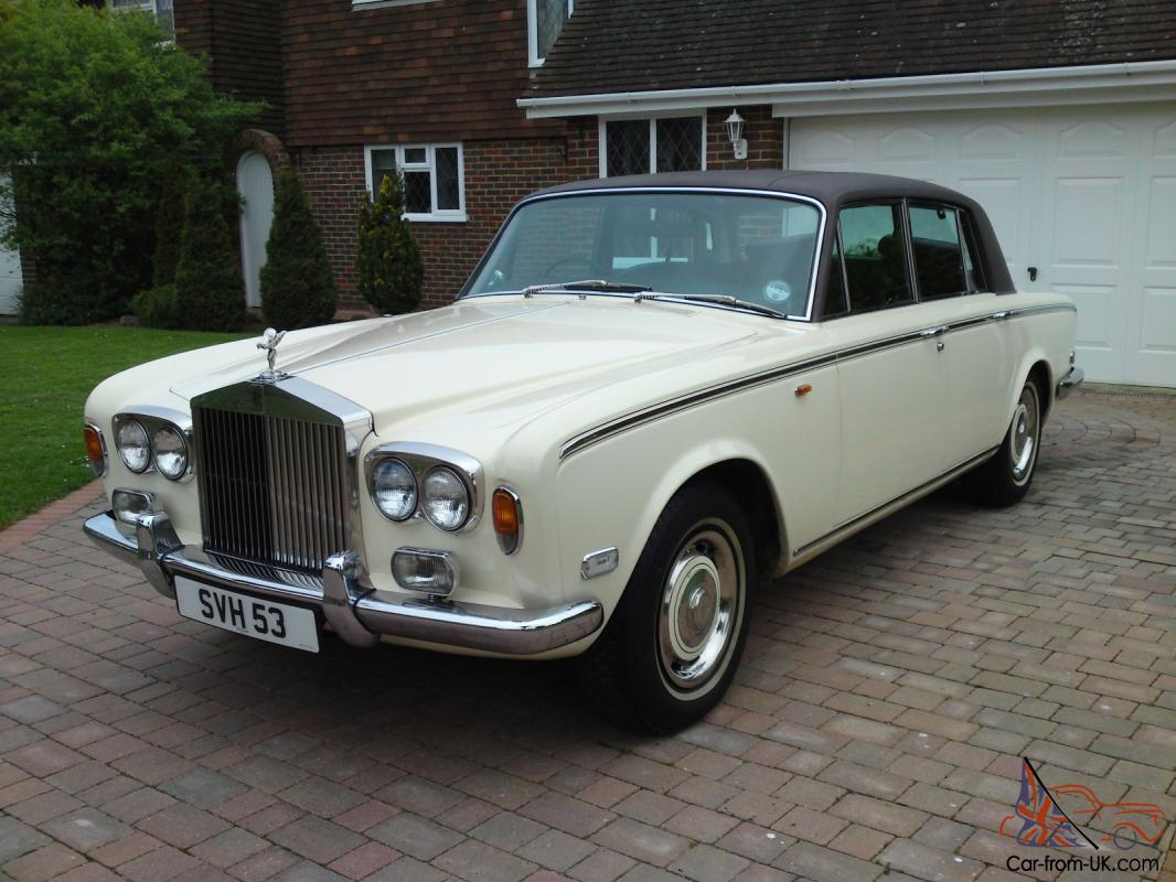 1976 white rolls royce silver shadow 1 wedding car. Black Bedroom Furniture Sets. Home Design Ideas