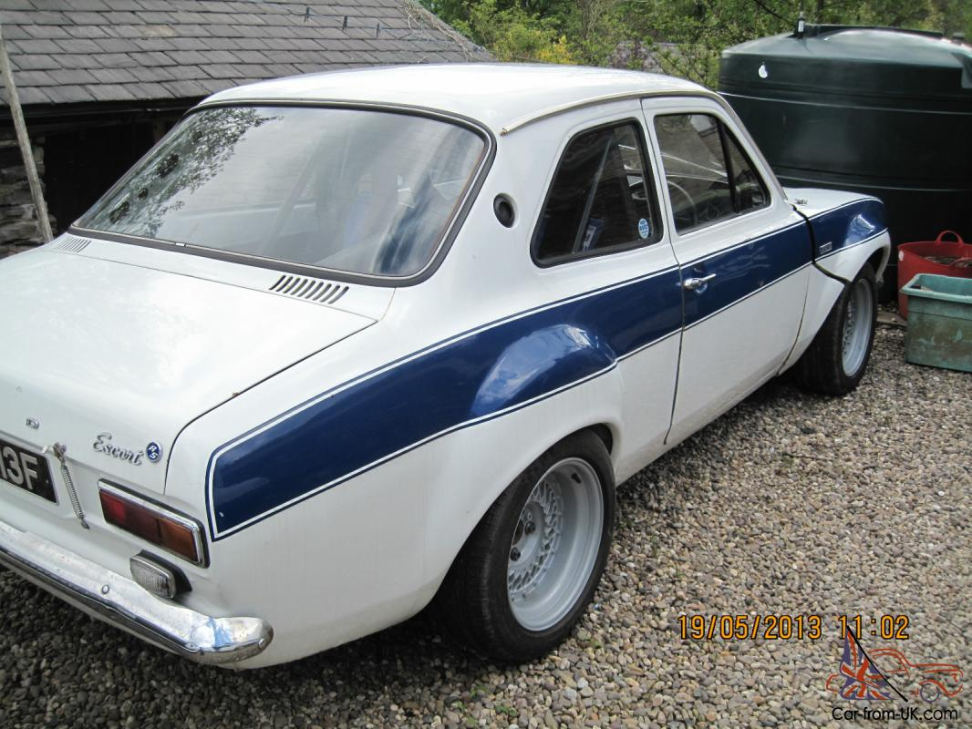 escort mk1 rally car for sale