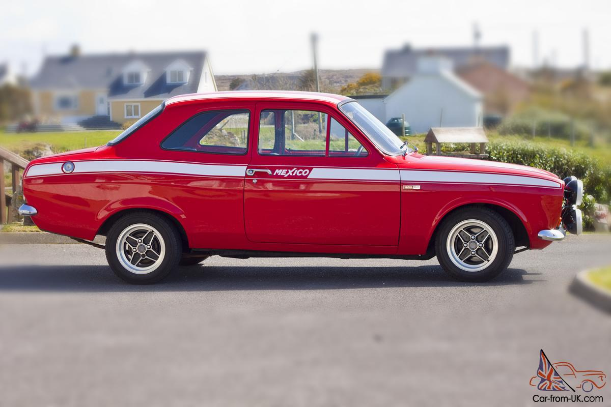 Ford ESCORT MK1 for Sale on Car and Classic UK