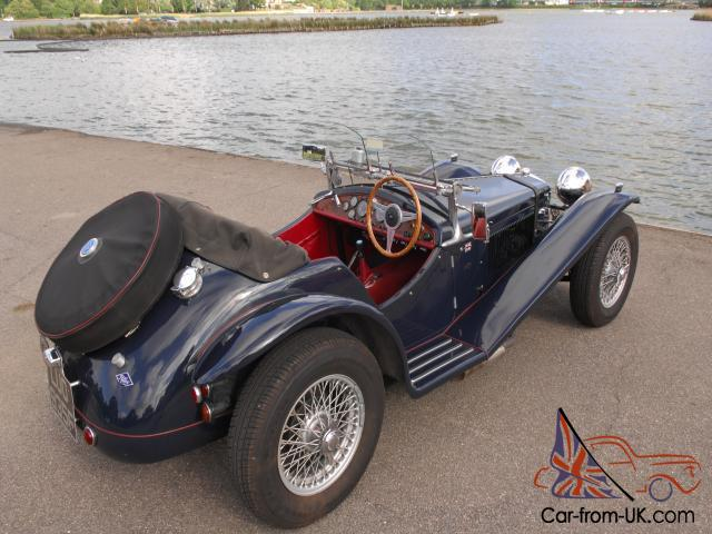 Vincent Mph Riley Cars Inspired Kitcar Morgan Self Build Classic