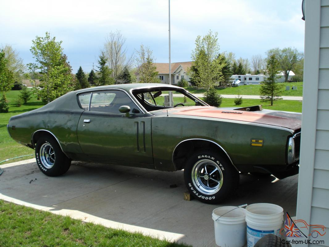 1971 Charger RT 440 6pack V code Doented Mr. Norms-all Papers