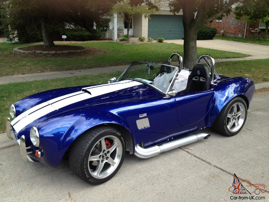 factory five racing mk iii roadster 427 sc ac cobra replica. Black Bedroom Furniture Sets. Home Design Ideas
