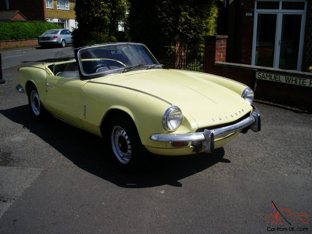 triumph spitfire ebay autos post. Black Bedroom Furniture Sets. Home Design Ideas