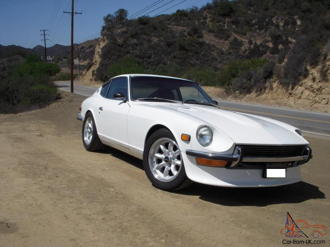 1972 datsun 240z restored excellent condition. Black Bedroom Furniture Sets. Home Design Ideas