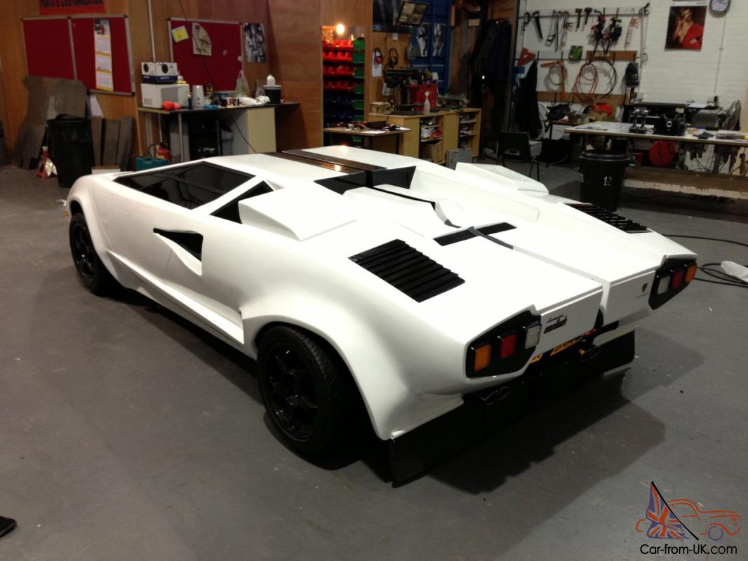 lamborghini replica countach by the customiser mobile bar white ebay motors 230985446949. Black Bedroom Furniture Sets. Home Design Ideas