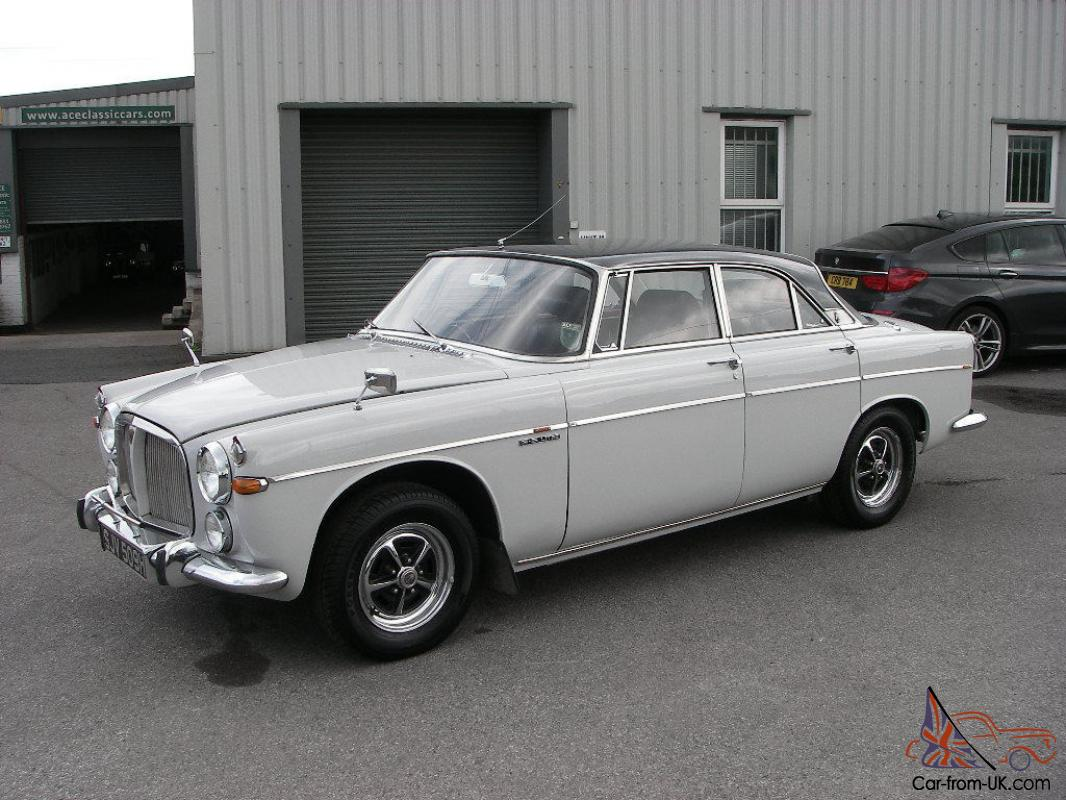 Automatic Cars For Sale Ebay Uk: 1970 ROVER P5b Coupe 3.5 Litre V8 Automatic