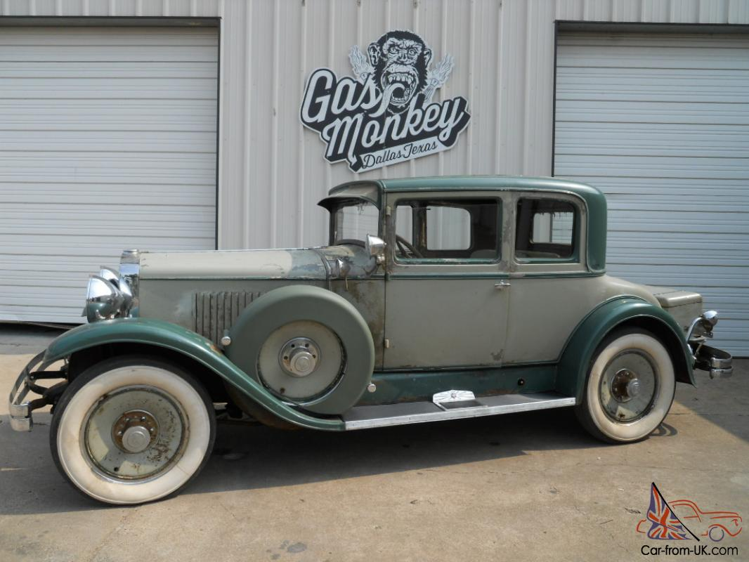 Gas Monkey Garage Cars for Sale | Travel Guide and Cruise Information