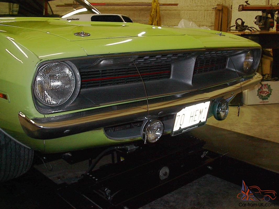 Ebay on 1970 Plymouth Cuda Wiring Diagram