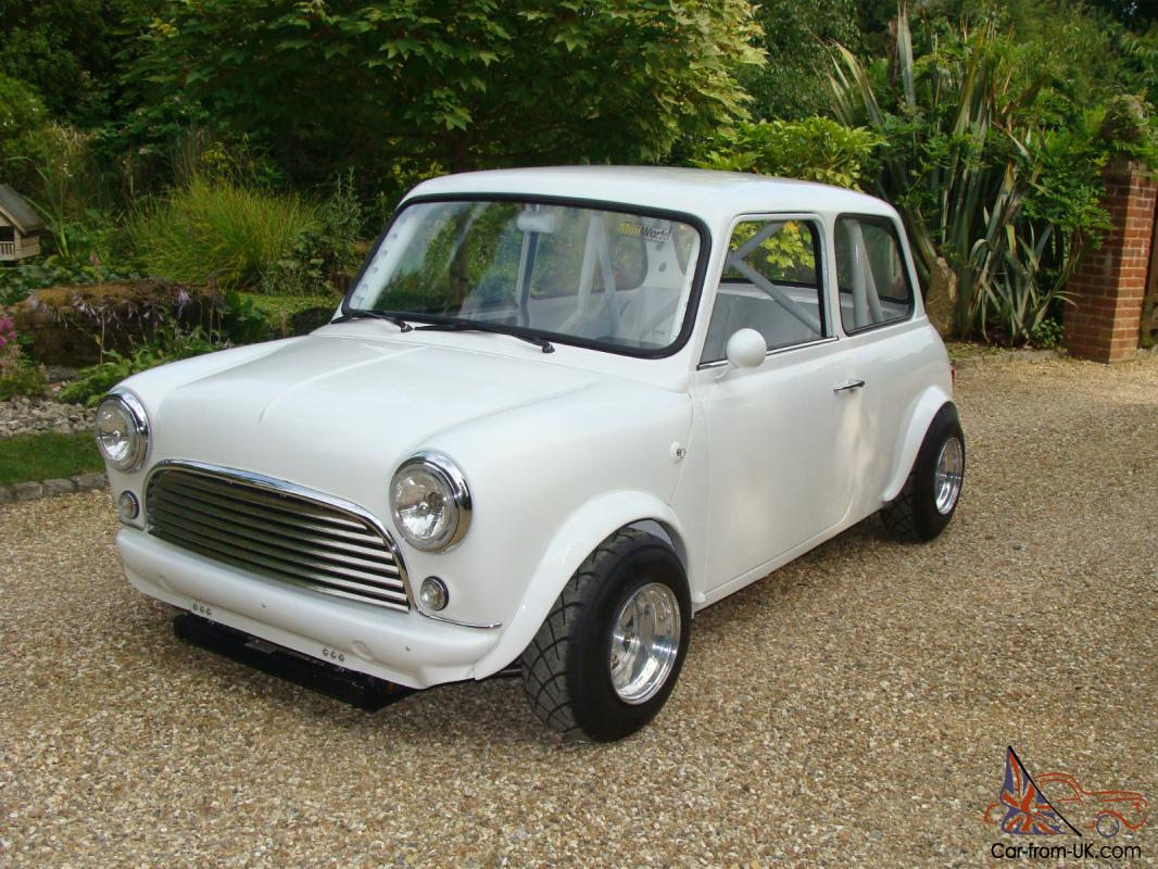 AUSTIN MINI COOPER Mk1 LIGHTWEIGHT ROAD RACE CAR BMC 1380 ULTIMATE ...